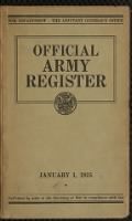 Army Registers, 1798-1969 record example