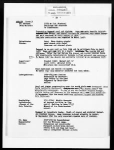 Ardelia Hall Collection: Miscellaneous Property Reports