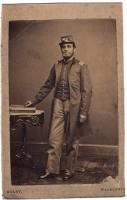 Civil War Horse Soldier Artifacts Collection record example