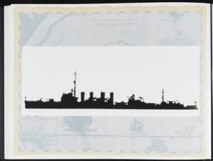 USS Borie Records