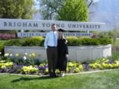 Brigham Young University- Internationally Recognized
