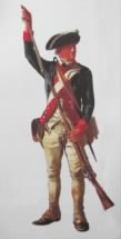 William Reynolds, from British soldier to Colonial American Patriot