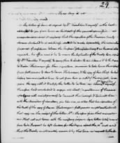 Papers of the Continental Congress: Thomas Jefferson
