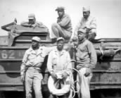 Black servicemen and servicewomen in World War II