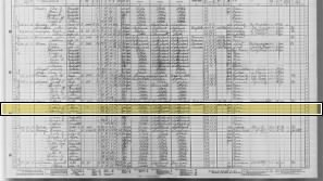 The Jaggi family in the 1930 Census