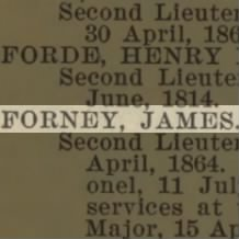Forney, James