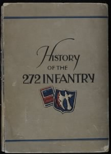 272nd Infantry Group Records