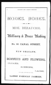 City Directories - New Orleans