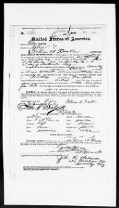 Passport Applications, 1795-1905