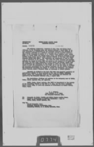 WWII JAG Case Files, Pacific - Army