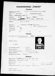 WWII Captured German Records