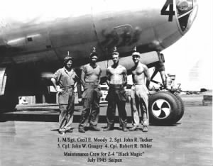 500th Bomb Group Records