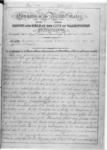 Civil War Milestone Documents