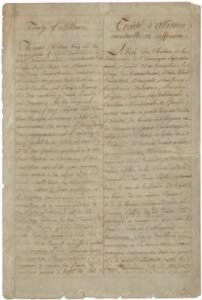 Revolutionary War Milestone Documents