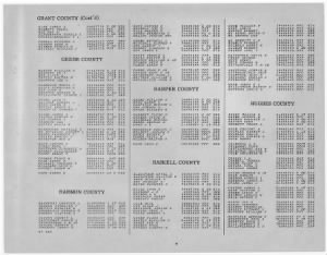 WWII Army and Army Air Force Casualty List