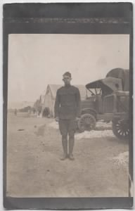 National WWI Museum Portrait Photographs