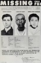 The Mississippi Burning Case: Chaney, Goodman and Schwerner