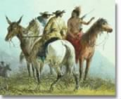 Native & African Americans on the Oregon Trail