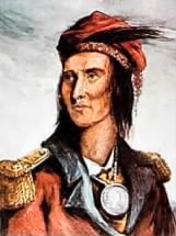 Tecumseh....One of the Great Leaders of the Shawnee Indians
