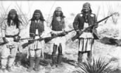 Geronimo~Apache Chief