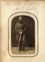 Gen. Thomas Jefferson Jordan, Civil War Union PA Cavalry