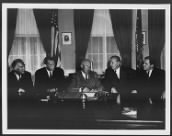 Eisenhower Authorizes Use of Nuclear Weapons