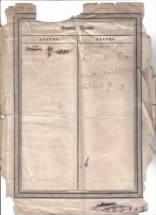 Alanson Clifford Family Bible