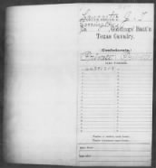 Grave and Civil War Military Record Located for Joseph Thomas Lancaster, b. 27 Oct 1836, d. 2 Nov 1911.