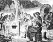 Mormon Pioneer Cooking