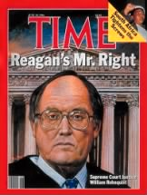 William H Rehnquist