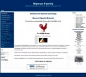 Francis Wyman Association (part of the Swain tree)