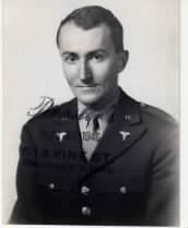 Capt. Frederick D. Haffner, M.D.,WWII Army Medical Corps & USAR (1943-53)
