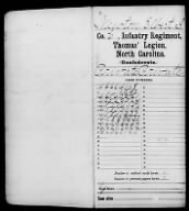 Elbert S. Newton Civil War Documents