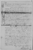 G. Washington's letters to Congress after seige of Boston