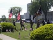 """WW I """"Polar Bears"""" are Remembered on Memorial Day 2008"""