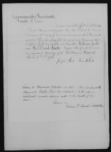 Mining Revolutionary War Pensions: African American Marriage Record