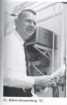 Robert K. Steunenberg-WWII veteran on LST 808 and distinguished scientist