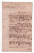 Washington's Resignation Speech (Final Draft)