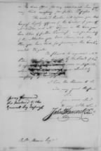 The Signature of John Hancock