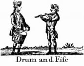 Fifers and Drummers of The American Revolution
