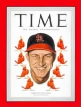 Stanley F Musial