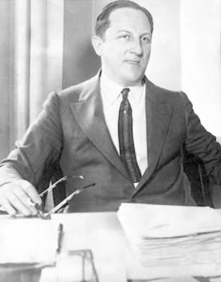 Arnold Rothstein: Person, pictures and information - Fold3.com