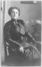 Mary Dimmick Harrison