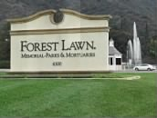 Forest Lawn Memorial Park Hollywood Hills