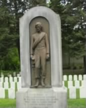 Woodlawn National Cemetery in Elmira New York
