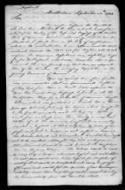 Continental Congress: Letters from John Adams