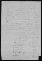 Revolutionary War Pensions: Barham Hartwell's Personal Inventory