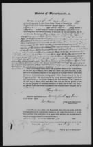 Revolutionary War Pensions: Henry Bacon Served for Several States