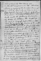 Revolutionary War Pensions: Abraham Aarons