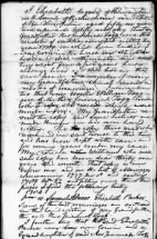 Revolutionary War Pensions: Samuel Adams' Widow Elizabeth